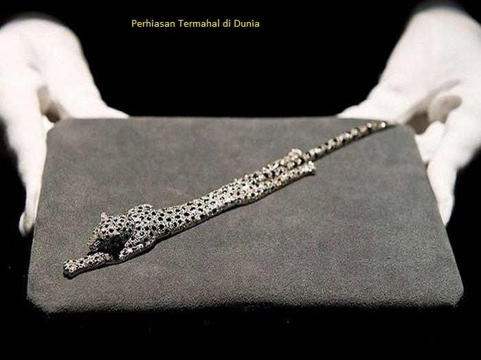 Perhiasan Termahal di Dunia