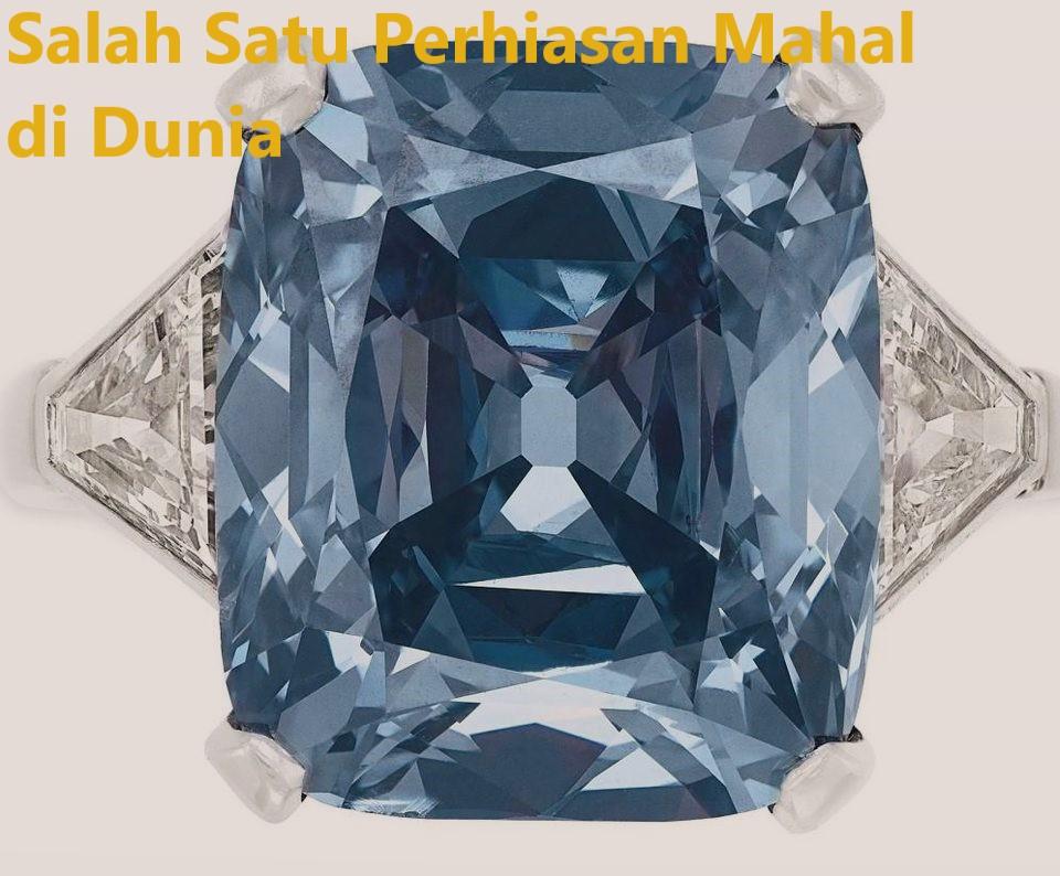 Salah Satu Perhiasan Mahal di Dunia